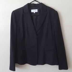 A classic Black Suit